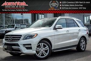 2013 Mercedes-Benz ML350 BlueTEC|4matic|Premium/Driver Assist/Bi