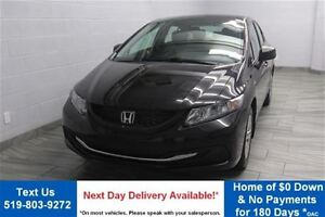 2013 Honda Civic 5-SPEED! w/ HEATED SEATS! POWER PACKAGE! A/C! C