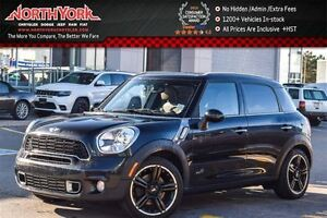 2012 MINI Cooper Countryman S|AWD|Manual|PanoSunroof|HtdFrontSea