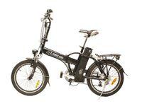 "Electric folding bikes 20"" 250 watt powerful battery"
