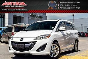 2015 Mazda MAZDA5 GT 6-Seater|Sunroof|Leather|Bluetooth|Sat Radi