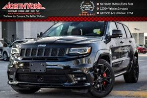 2017 Jeep Grand Cherokee New Car SRT 4x4|Trailer Tow,Leather Pkg