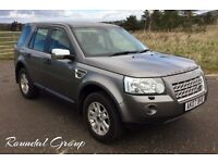 2007 Freelander 2 XS 2.2 TD4, 117k, Mot August,two keys, history, Lovely Example EXTREMELY CLEAN CAR