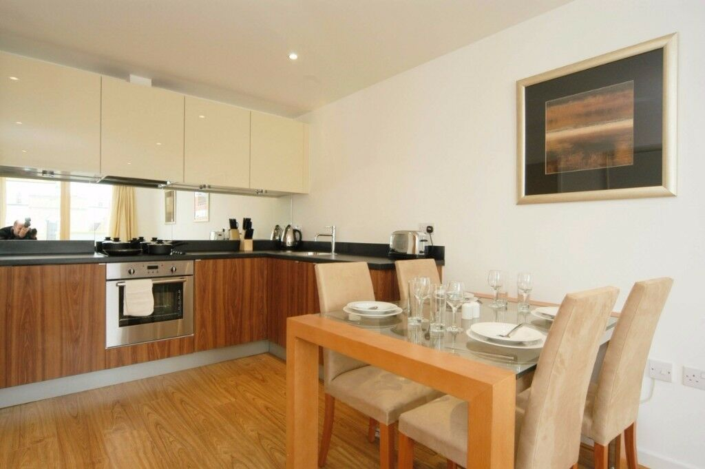 Cutmore Ropeworks,Barking-Furnished 1 Bedroom Apartment,Concierge,Private Balcony,Nr Barking Station