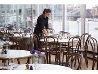Bartender/Bar Staff - Blueprint Cafe - Busy British Restaurant - Tower Bridge - £8 p/h - Training