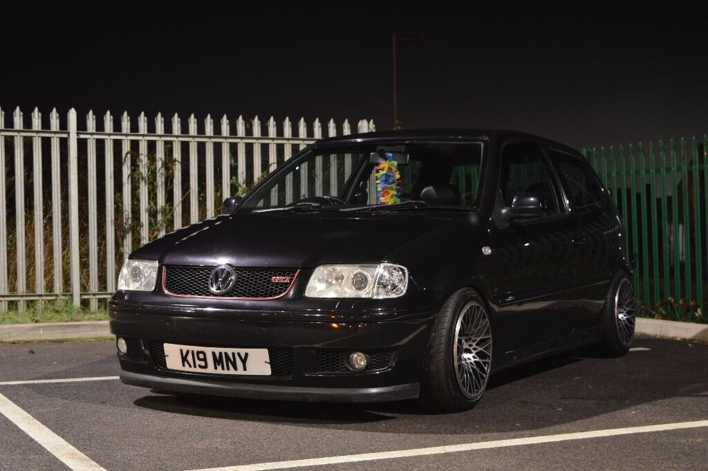 vw polo 6n2 gti 1 6 16v modified in folkestone kent gumtree. Black Bedroom Furniture Sets. Home Design Ideas