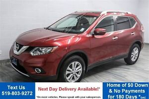 2014 Nissan Rogue SV AWD! PANO ROOF! REAR CAMERA! BLUETOOTH! HEA