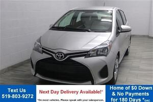 2015 Toyota Yaris LE HATCHBACK! w/ AIR CONDITIONING! KEYLESS ENT