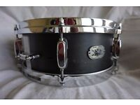 Tama 12x5 Snare with Die-cast hoops and Puresound Snares.