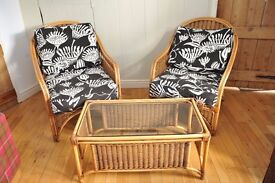 CONSERVATORY FURNITURE Bamboo.