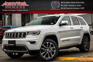 2018 Jeep Grand Cherokee New Car Limited 4x4|LuxuryIIPkg|PanoSun