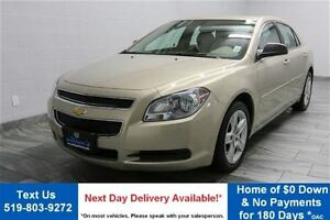 2010 Chevrolet Malibu LS w/ POWER PACKAGE! CRUISE CONTROL! KEYLE