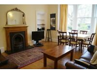 Large central FESTIVAL holiday let / short term flat, ground floor, wifi, cot, hi chair, garden