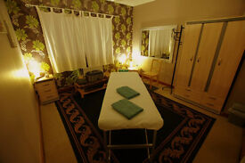 Professional classic massage