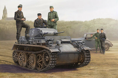 Hobby Boss 3482431 PzKpfw Panzerkampfwagen I Ausf C 1:35 Panzer Modell Modellbau