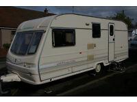 Avondale Wenlock Caravan, 4 berth, 1999, very good condition