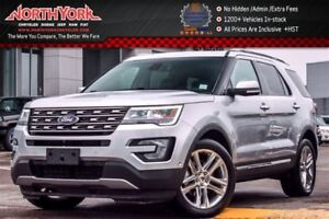 2016 Ford Explorer Limited 4X4 Sunroof Nav. 7Seater ParallelPark