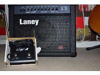 Laney GC30 amp/ HH speaker £30.