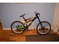 Downhill/Free ride mountain bike - Lapierre Froggy 318 - large