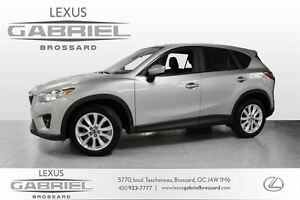 2013 Mazda CX-5 GRAND TOURING  NAVIGATION + CUIR SKYACTIVE