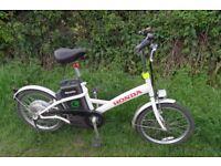 Honda Kushi Electric Bike