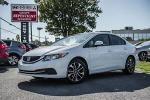 2013 Honda Civic EX (M5)*MAGS*TOIT OUVRANT*CAMERA RECUL*