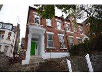 NEWLY REFURBISHED FIVE DOUBLE BEDROOM MAISONETTE with one en-suite (Muswell Hill)