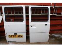 Vw lt 28/35 Old Style Rear Doors
