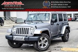 2016 Jeep WRANGLER UNLIMITED Sahara 4x4|Hard Top|Nav|Bluetooth|R
