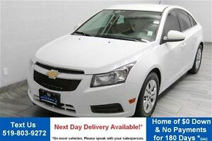 2014 Chevrolet Cruze LT TURBO 6-SPEED w/ REVERSE CAMERA! POWER P