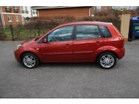 2006 Ford Fiesta Ghia 1.4 Leather Seats 12 Months Mot Till March 2019