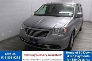 2015 Chrysler Town & Country TOURING-L w/ STOW & GO! LEATHER! PO