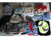 Baby boy 1-2 bundle of clothes