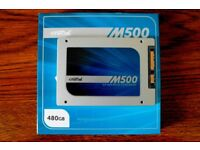 Crucial M500 480GB Internal SATA III 2.5″ SSD drive can deliver or post