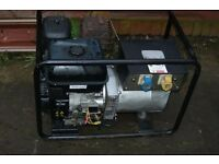 PETROL WELDER GENERATOR 230/110 VOLT ELECTRIC START 200 AMP