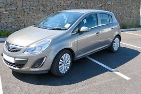 "VAUXHALL CORSA ""EXCITE"" 1.3 CDTI ECOFLEX 5 DOOR FAMILY CAR GOOD CONDITION INSIDE AND OUT"