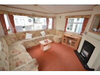 Cheap Used Static Caravan For Sale in West Wales, Ceredigion, 12 Month Season, Pet Friendly.