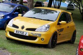 Renaultsport Clio 197 F1 R27 No.414/500 - Stunning liquid yellow