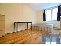 NEWLY REFURBED 3 BED FLAT TO RENT IN CAMBERWELL SE5 - W/ HUGE PRIVATE GARDEN & GREAT TRANSPORT LINKS