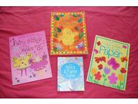 Selection of Usborne Activity Books