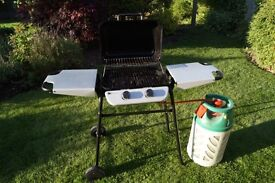 Gas Barbecue - 2 Heater - Good working order