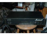 MARSHALL SE100 speaker emulation system