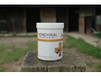 Red Horse Products Honeyheal. A honey based anitmicrobial cream for Horse Hoofs