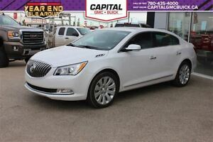 2016 Buick LaCrosse PREMIUM AWD SUNROOF ONE OWNER LESS THAN 100K