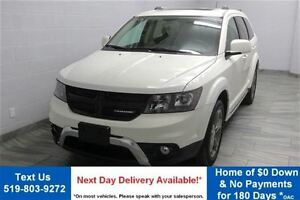 2016 Dodge Journey Crossroad! NAVIGATION! HEATED SEATS! REVERSE
