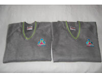 Comberton Village College School Sweatshirts - Brand New, Size M, Two available
