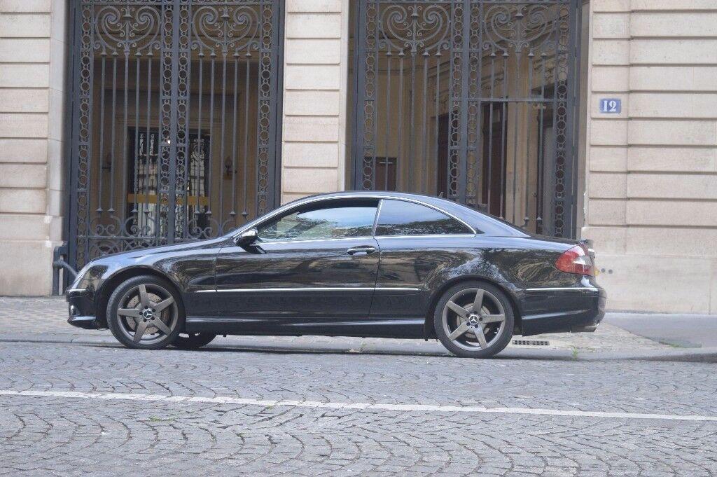 2007 Mercedes CLK 320 CDI Sport Auto, 1 Owner car, 2 keys
