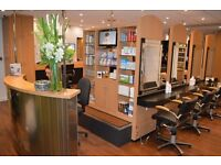 Hairdressing Junior required for great salon in London Bridge.
