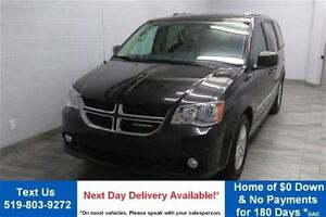 2013 Dodge Grand Caravan CREW w/ STOWNGO!! POWER PACKAGE! CRUISE
