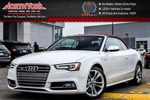 2014 Audi S5 Progressiv Quattro|Nav|Leather|Drive Select|HTD Fr